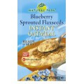Instant Oatmeal with Blueberry Sprouted Flaxseeds