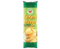 Canister Chips - Sour Cream & Onion 142g