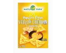Popcorn Chips - Yellow Cheddar 75g