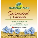 Sprouted Flaxseeds - Original 100g