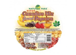 Super Canadian Mix Popcorn 200g