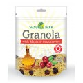 Granola with Maple & Cranberries 170g
