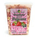 Strawberry Flavoured Popcorn 95g