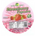 Strawberry Flavoured Popcorn 200g